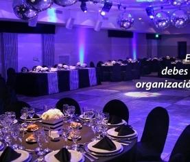 Errores que no debes cometer en la organización de eventos.